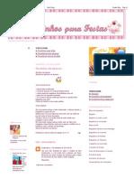 Docinhos Para Festas_ Docinhos de Abacaxi