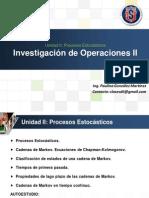 03. Unidad II Procesos Estocasticos