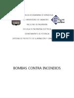 Informe Bomba Contra Incendios