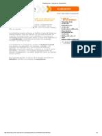 Planificacción - Indicadores de Evaluación