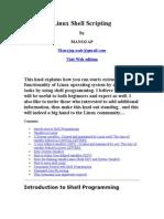 16628667 Linux Shell Scripting