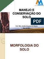 5ª Morfologia Do Solo