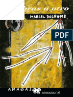 Duchamp Cabanne Dialogos Con Marcel Duchamp Por Pierre Cabanne