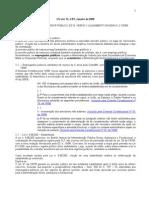 Empregado Público - Servidor Público - Ec n 19-98 e o Julgmaento Da Adin 2135-00