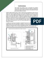 Starter Manual