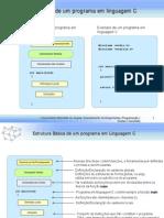 Programacao I Cap 2 Estrutura Basica de Um Programa Em Linguagem C