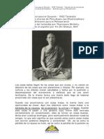 Excrementos Para El Corazon - Phra Ajaan Lee Dhammadharo