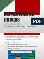 Depresores de Drogas