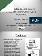 Chris Bickerstaff- Reducing Footprint Power Water Use