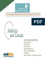 Justiça Restaurativa Como Um Método de Resolução de Conflitos Cristina Meirelles