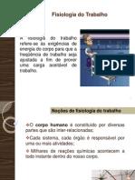 Fisiologia Do Trabalho - Posturas