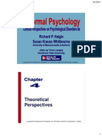 Halgin6e Ppt Ch04-Theoretical Perspectives