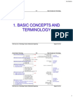 C.01 Basic Concepts and Terminology