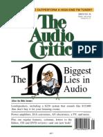 The Audio Critic 26 r