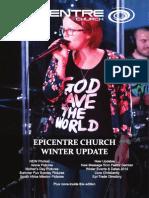 Epicentre Church Winter Update 2014