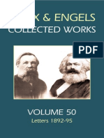 Marx & Engels Collected Works - V. 50 - (E) 1892-95, Letters