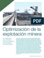Optimizacion de Una Explotacion Minera