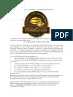 Primer Foro Cacaotero Municipal Asocaval 2014 (1)
