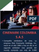 Cinemark - Innovación