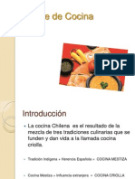 Clase de Cocina Chilena