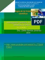 La Investgación Científica Sesión 1