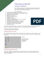 Configuração Do Windows1