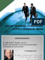 Sistema de Trabajo y Conocimiento Kws 1