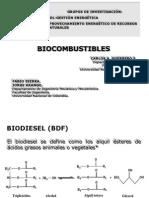 PRESENTACIÓN BIOCOMBUSTIBLES LIQUIDOS