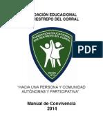 Manual de Convivencia 2014