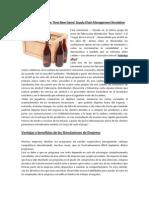 Simulación de Empresa - Toma Decisiones