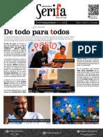 Informativo Serifa Ed. 3. 2014