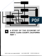 County of Santa Clara Planning Department - 1967 - A Study of the Economy of Santa Clara County, California Part 1