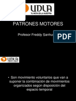 Patrones Motores