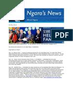 Ngaro News 29 May 2014