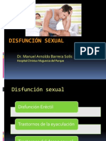 Disfunción Sexual 2013.ppt
