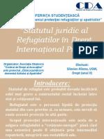 02 Statutul Juridic Al Refugiatilor in DIP Silosiev