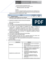 CAS Nº 075- 2014