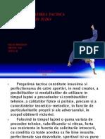 Pregtierea Tactica in Judo