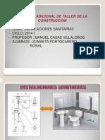 Instalaciones Sanitarias- Ronal Zumaeta-jorge Grandez -Paolo Loaiza-trabajo