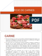 Beneficio de Carnes