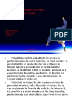 Pregtierea Tactica in Judo