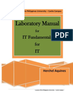 Laboratory Manual for IT Fundamentals for IT