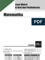 Ringkasan Matematika SD-MI