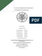 Laporan Lapangan Pembangunan Masyarakat
