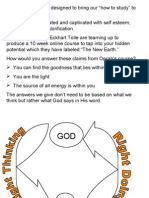 How to study the Bible session9