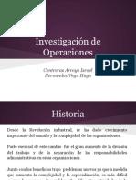 Exposición I Investigación de Operaciones Hernandez Vega Hugo & Contreras Arroyo Israel