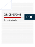 Pedagogie 2 Curs 2 Principiile Didactice