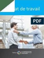 Comprendrechoisir Le Guide Du Contrat de Travail