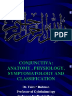 Conjunctivita- ppt (lb. Engleza)