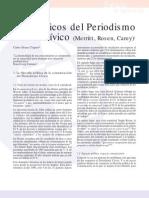 Teoricos Del Periodismo Civico (Alvarez Teijero)